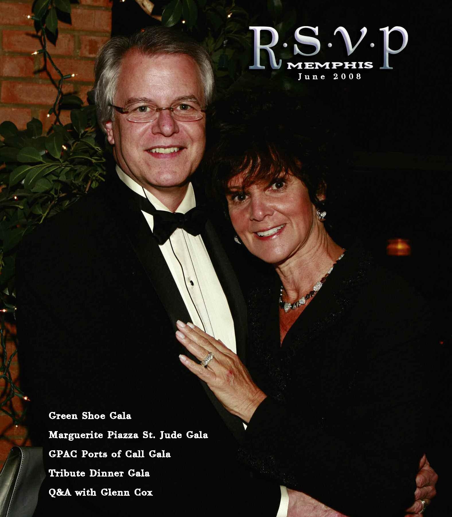 Rsvp Magazine June 2008 By Rsvp Magazine Issuu