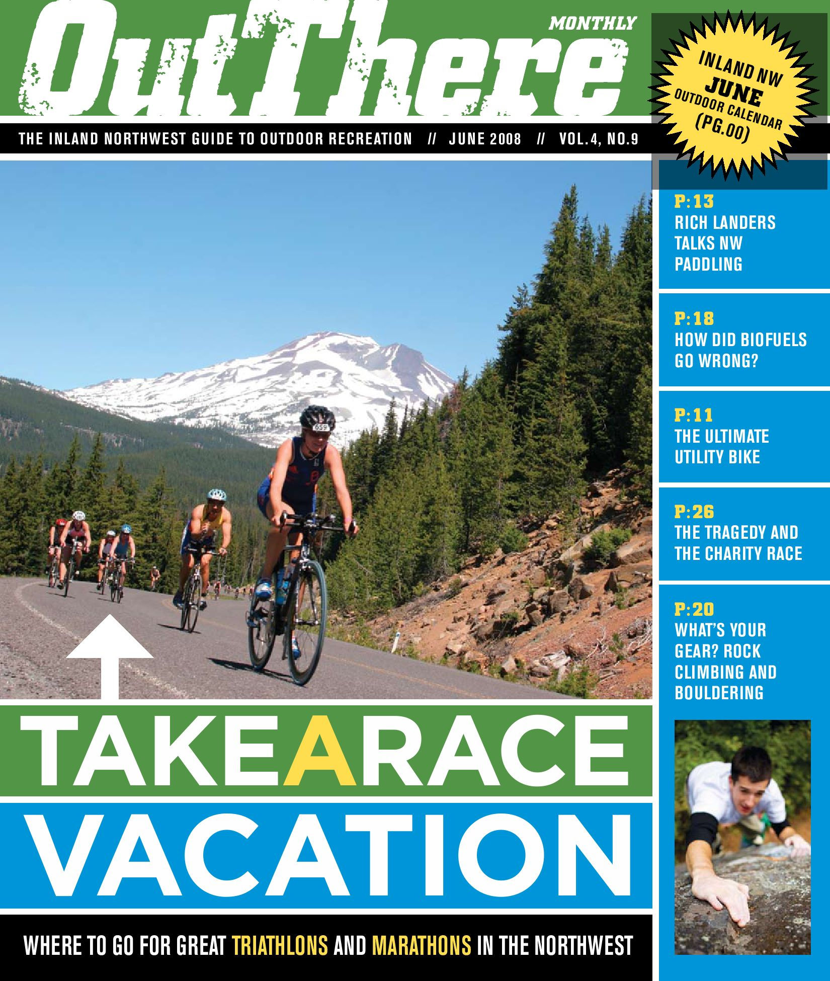 Out There Monthly June 08 by Out There Outdoors - issuu
