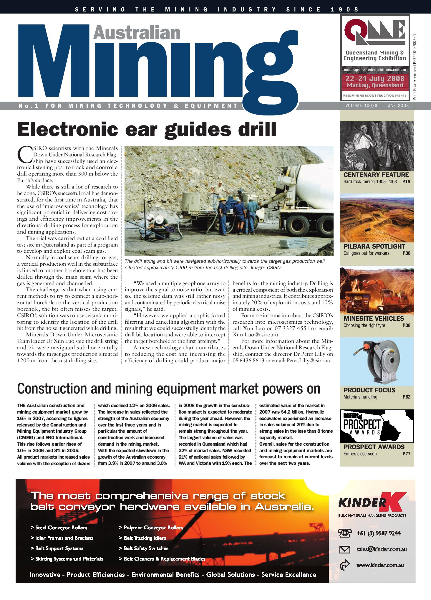 Australia Mining by Reed Business Information RBI - issuu