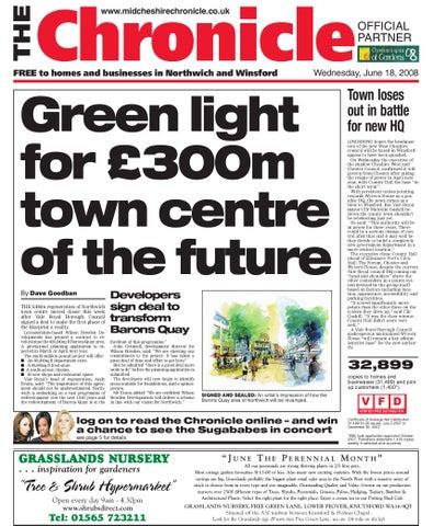 Mid Cheshire Chronicle, 18/6/08 by James Shepherd - issuu