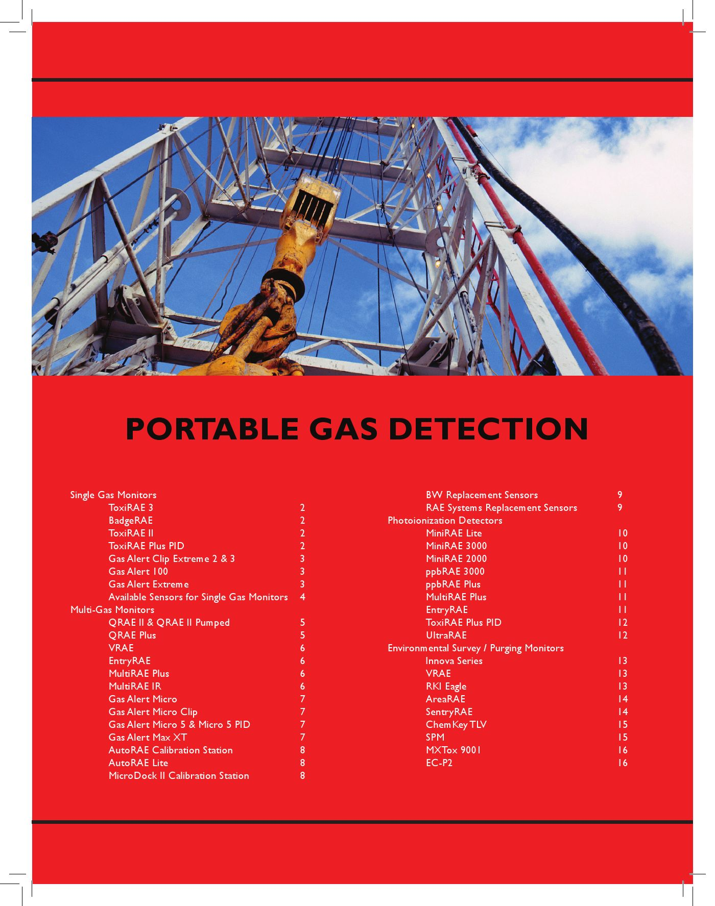 Gas Detection By Mike Jakul Issuu