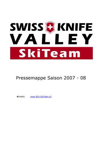 Presse-Mappe 2007-08 by Gerold von Rickenbach - issuu