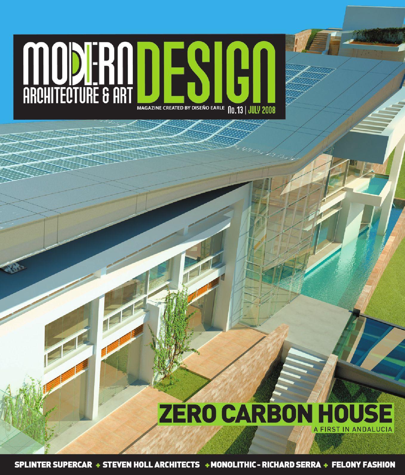 Modern design magazine 13 by rolando s bouza issuu for Oficina 0049 banco santander