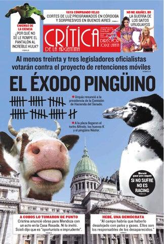 size 40 fcef7 52b17 Diario Critica Argentina by Teresa Elguer - issuu