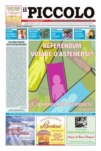 Il Piccolo Giornale di Cremona by promedia promedia - issuu 87f3603078cb