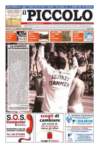 il piccolo giornale 7 maggio 2005 by simone ramella issuu