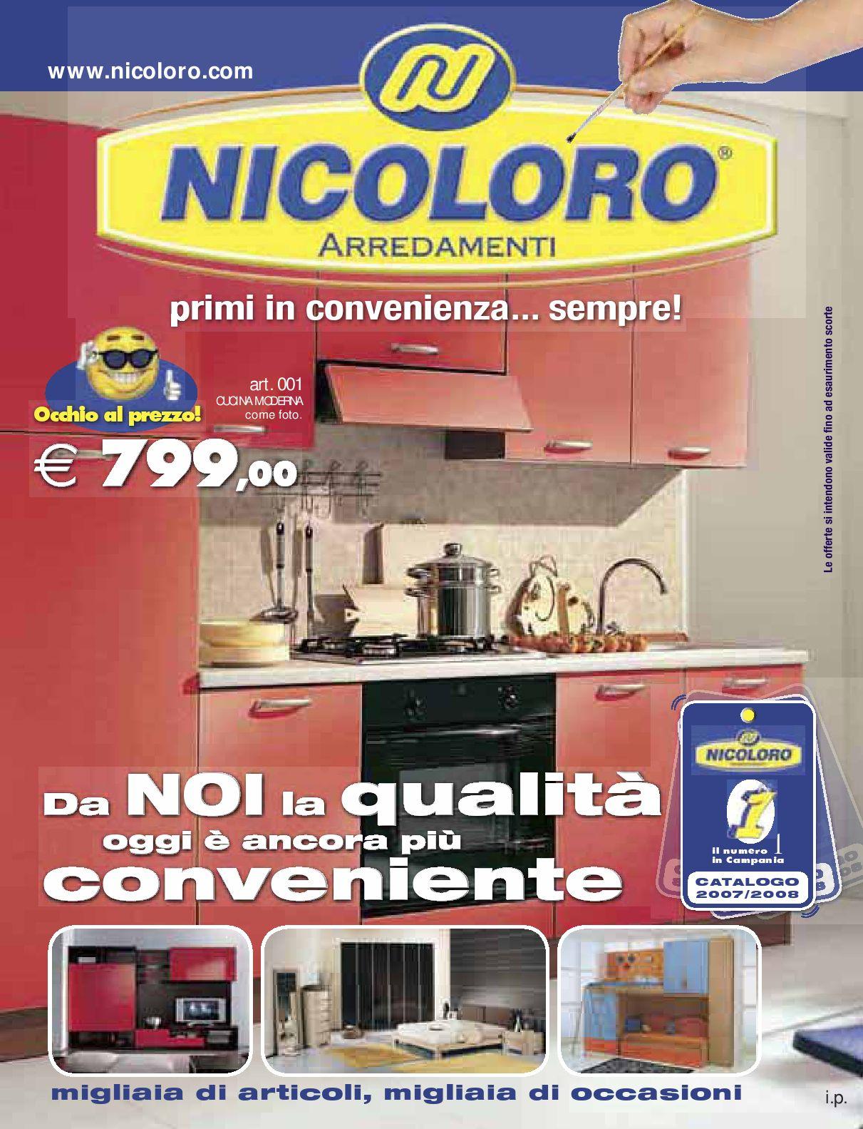 Nicoloro arredamenti by fernando ruocco issuu for Nicoloro arredamenti scafati