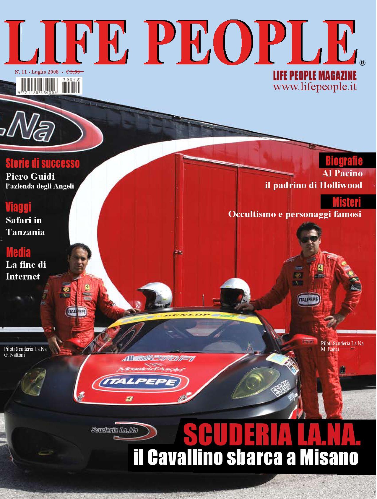 Life People magazine Free magazine Pesaro by Gianni