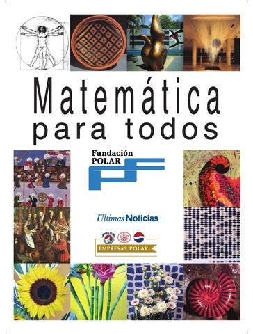Matemáticas para todos by esperanza gesteira - issuu
