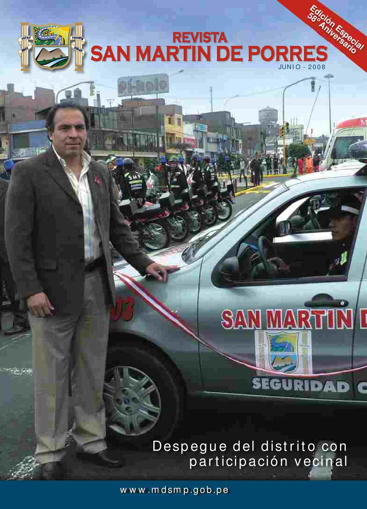 municipalidad de san martin de porres by sanmartin