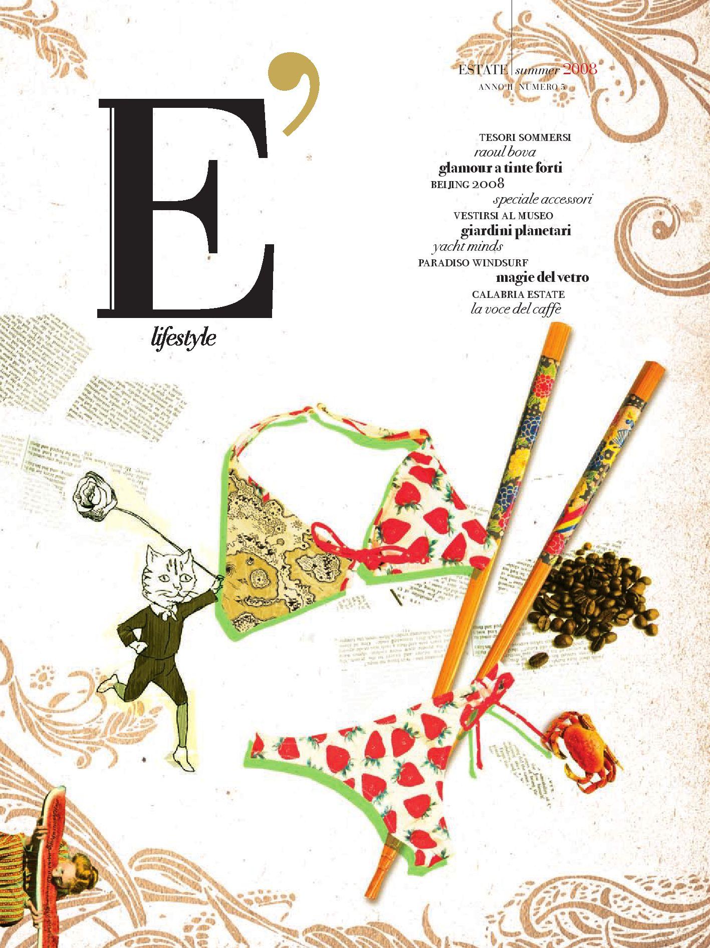 E  Lifestyle - Anno II numero 5 by Sergio De Luca - issuu 94c77e85590