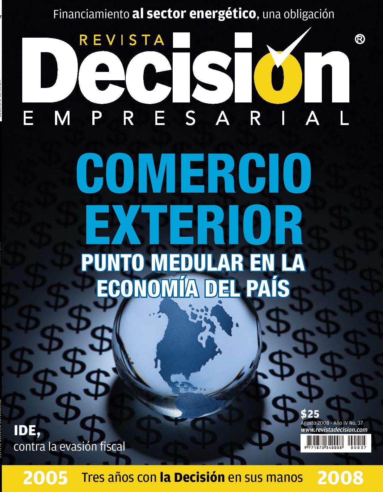 Revista Decisión Empresarial No. 37 by Revista Decisión Empresarial ...