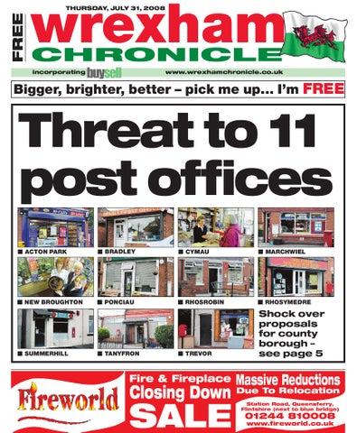 Wrexham Chronicle 0d65fdf99