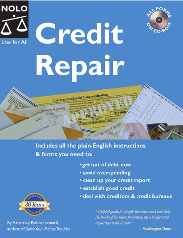 Credit Repair By B Cupp Issuu