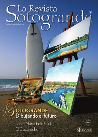 La Revista de Sotogrande by HCP GROUP SOTOGRANDE - issuu faa61ed258