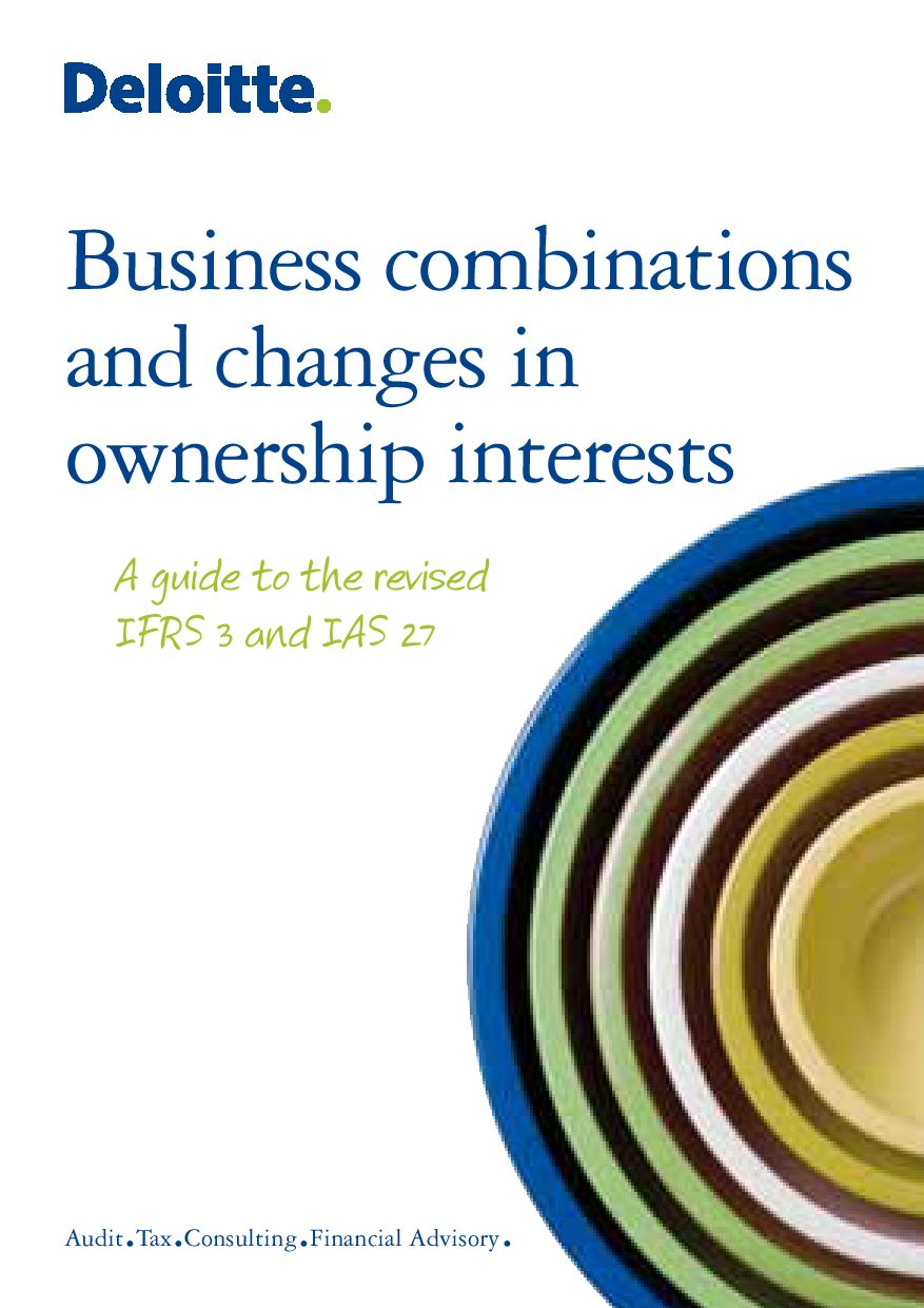 business combinations Although business combinations are non-routine transactions, this characteristic does not preclude a company from establishing controls over the transactions auditors may find that controls in place around business combinations are less robust or more challenging for management to apply.