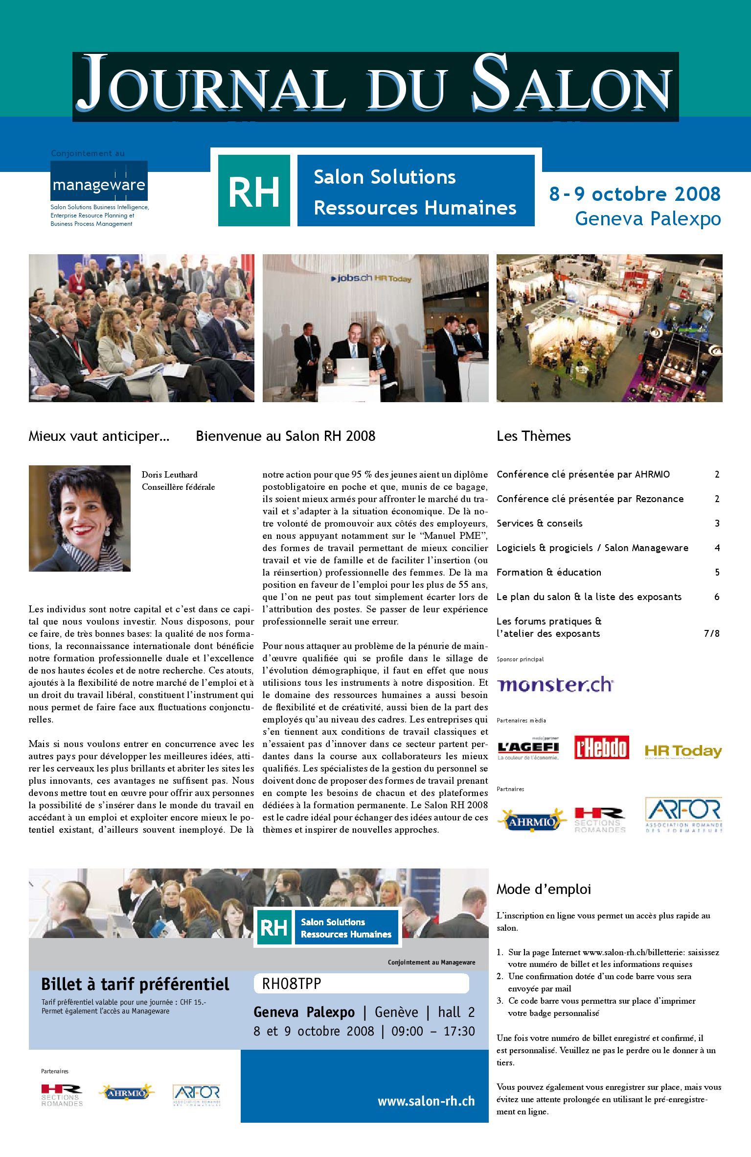 Rh salon solutions ressources humaines by frank hoefer issuu for Salon solutions rh