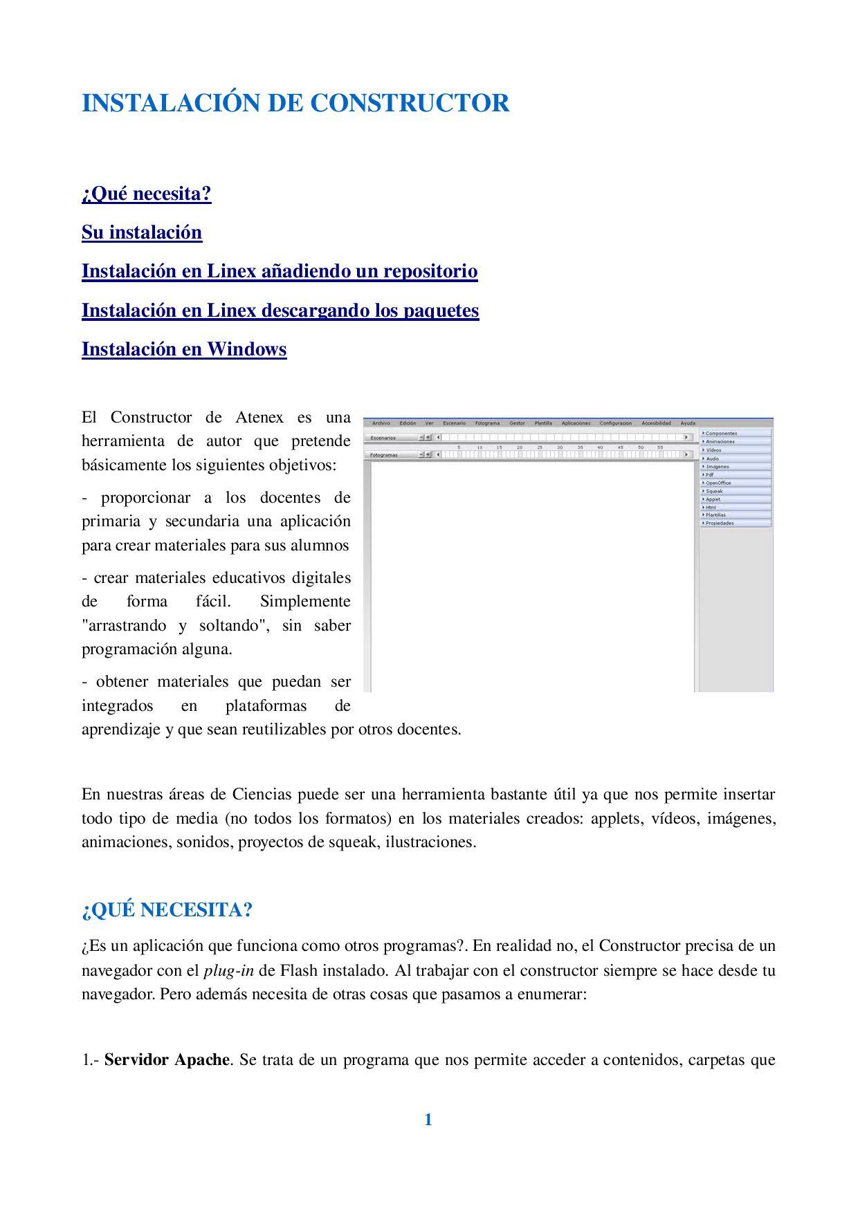 Asombroso De Hecho Reanudar Constructor Componente - Ejemplo De ...