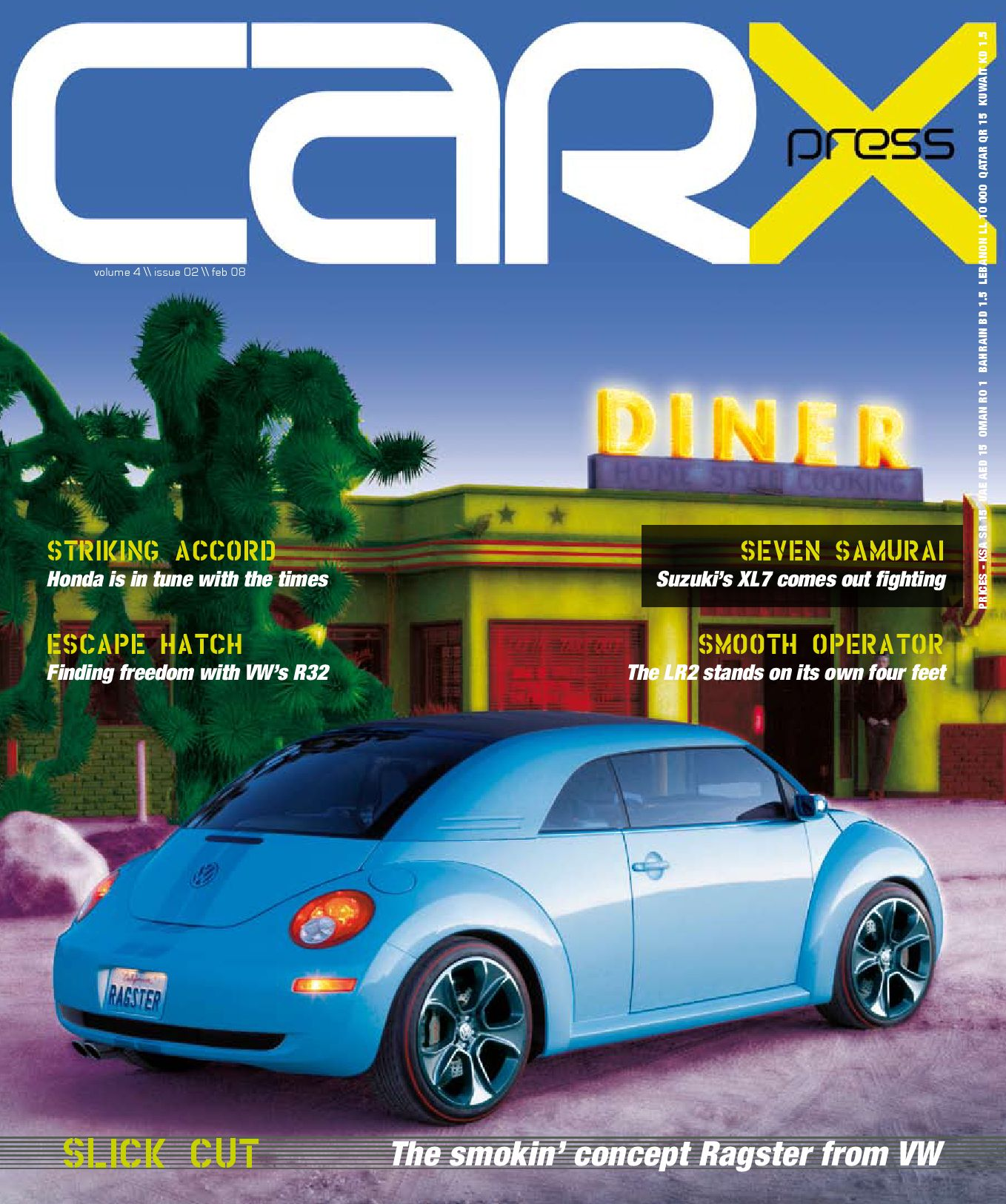 Car Xpress Feb 08 by Kalimat Group International - issuu