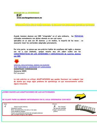 EDUCAR EN LA DIVERSIDAD by Somos ATAL issuu