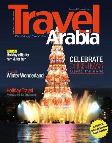 6f7d8844824d Travel Arabia Dec 07 by Kalimat Group International - issuu