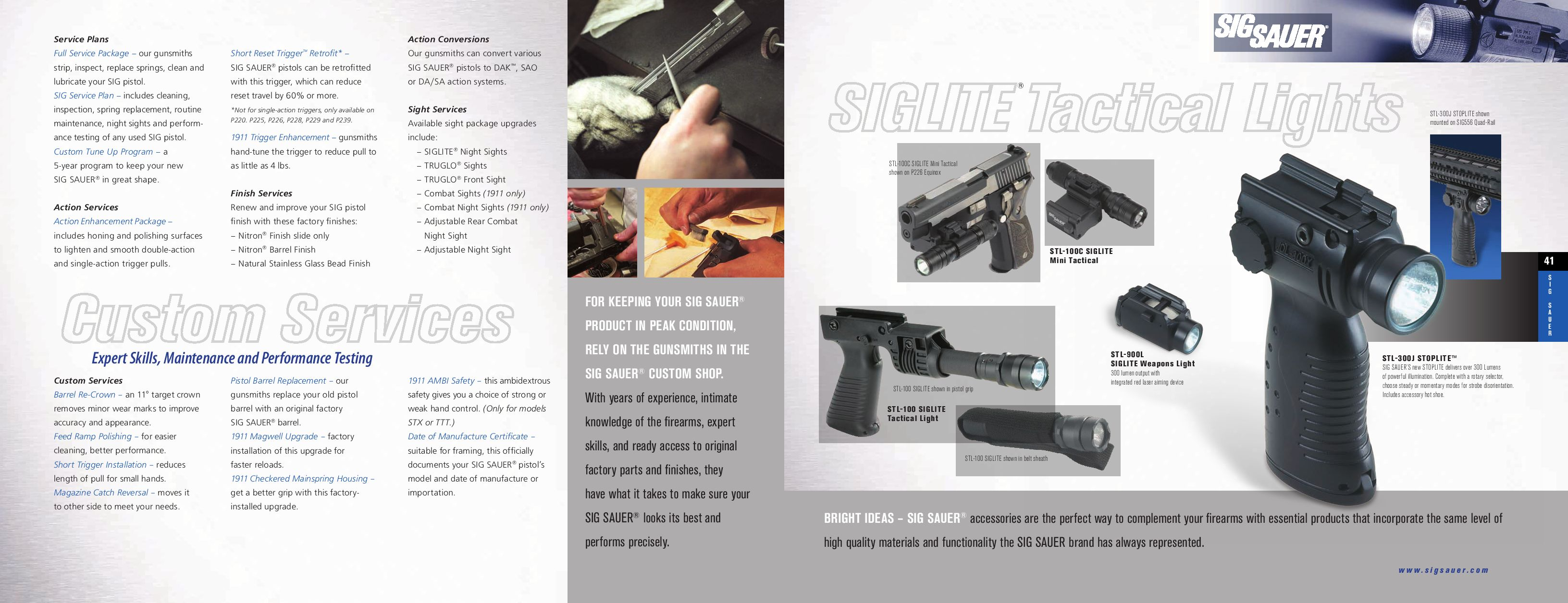 SIG Sauer by Chakery Design - issuu