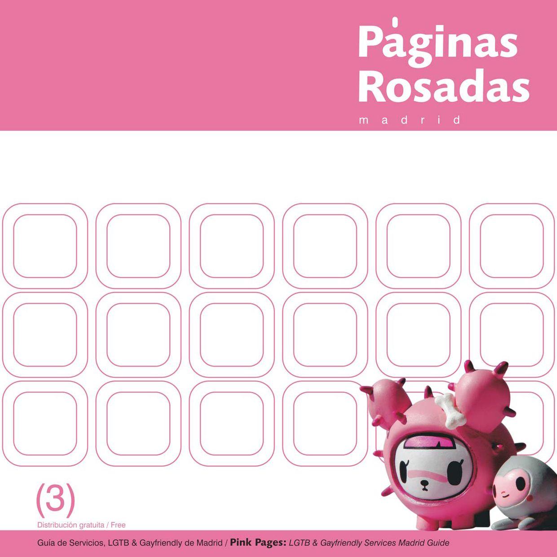 Paginas rosadas n 3 by revista oops issuu for Oficinas de allianz en madrid