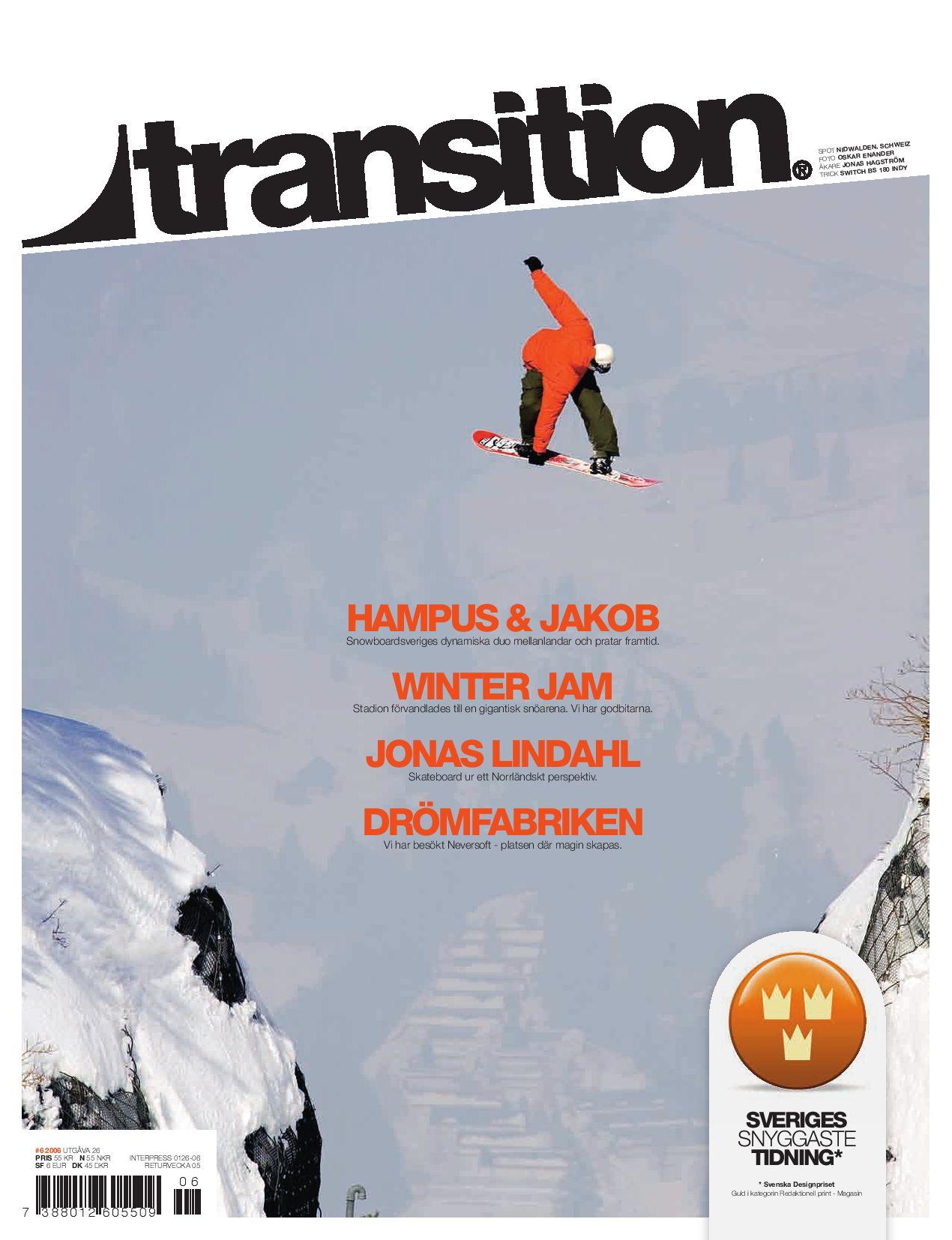 Transition  6 2006 by TRANSITION Magazine - issuu f9b71f176faf3