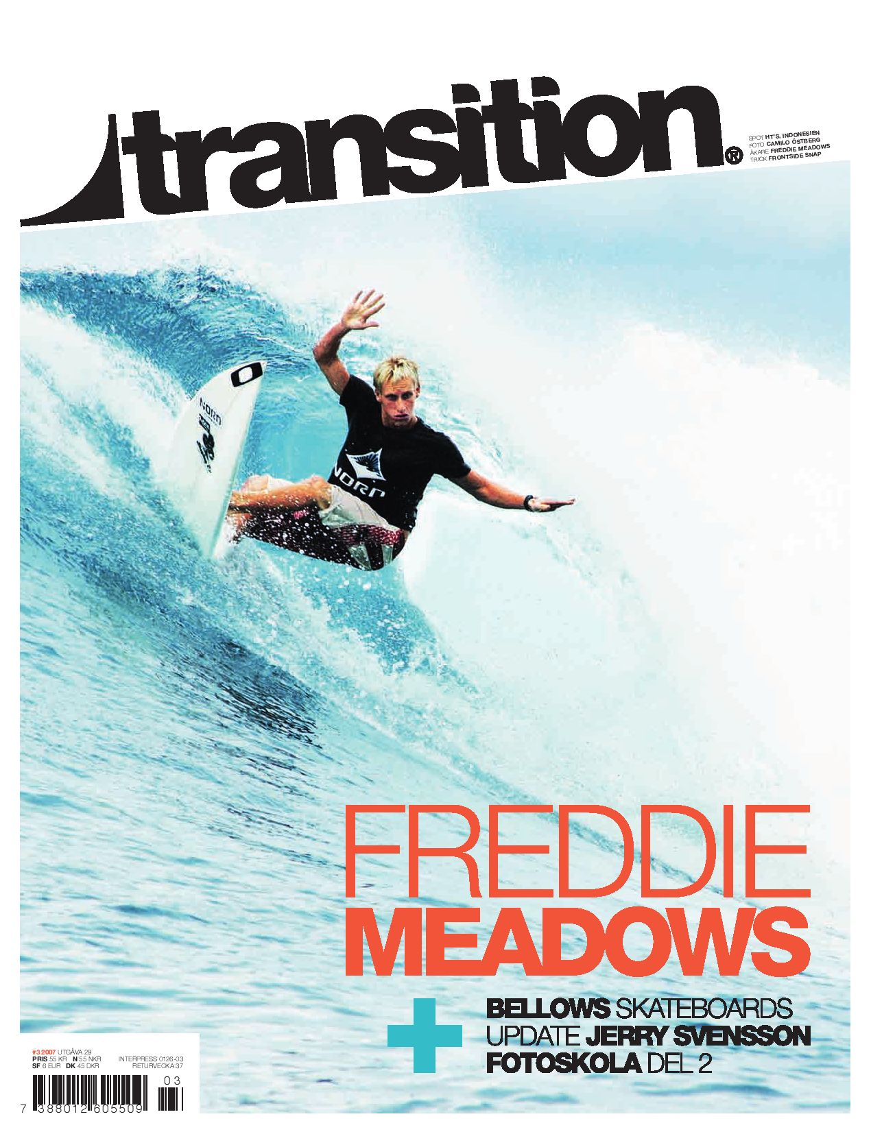 best service a57fe ea99e Transition  3 2007 by TRANSITION Magazine - issuu