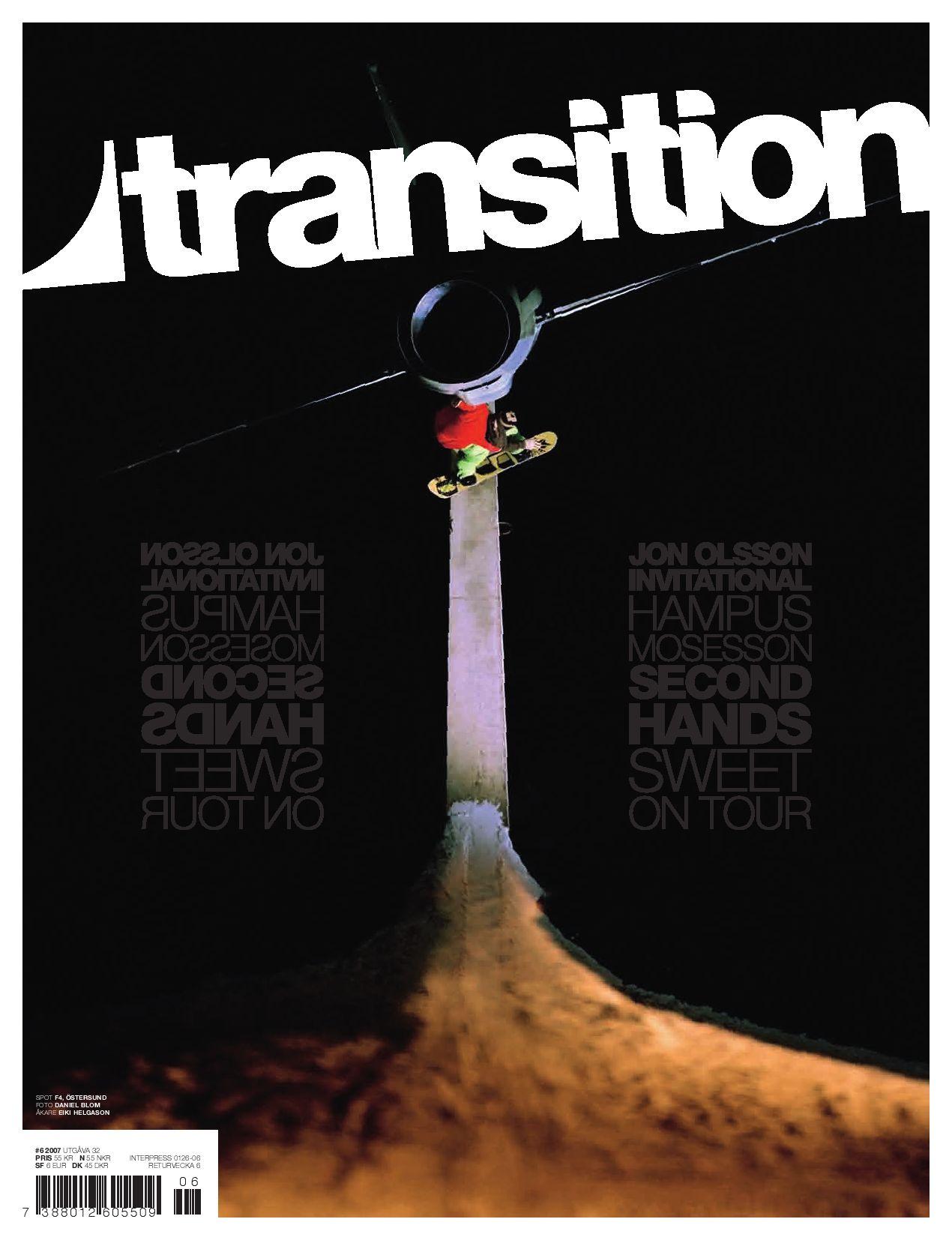 Transition  6 2007 by TRANSITION Magazine - issuu ab5df2ab99750