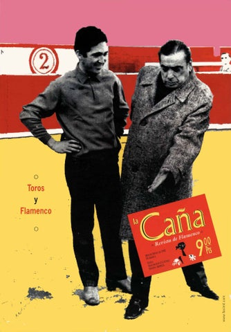 855e0f674 La Caña. Revista de Flamenco. Número 2. Mayo 1992 by Faximil ...