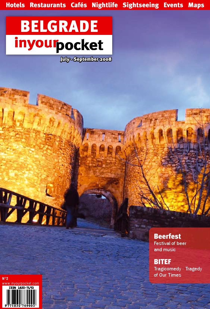 Belgrade In Your Pocket By Marvinrobot Issuu
