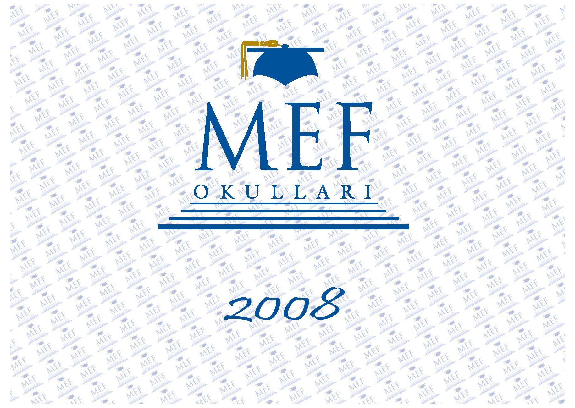 Mef Okullari 2008 By Yeşerim Matbaacılık Issuu