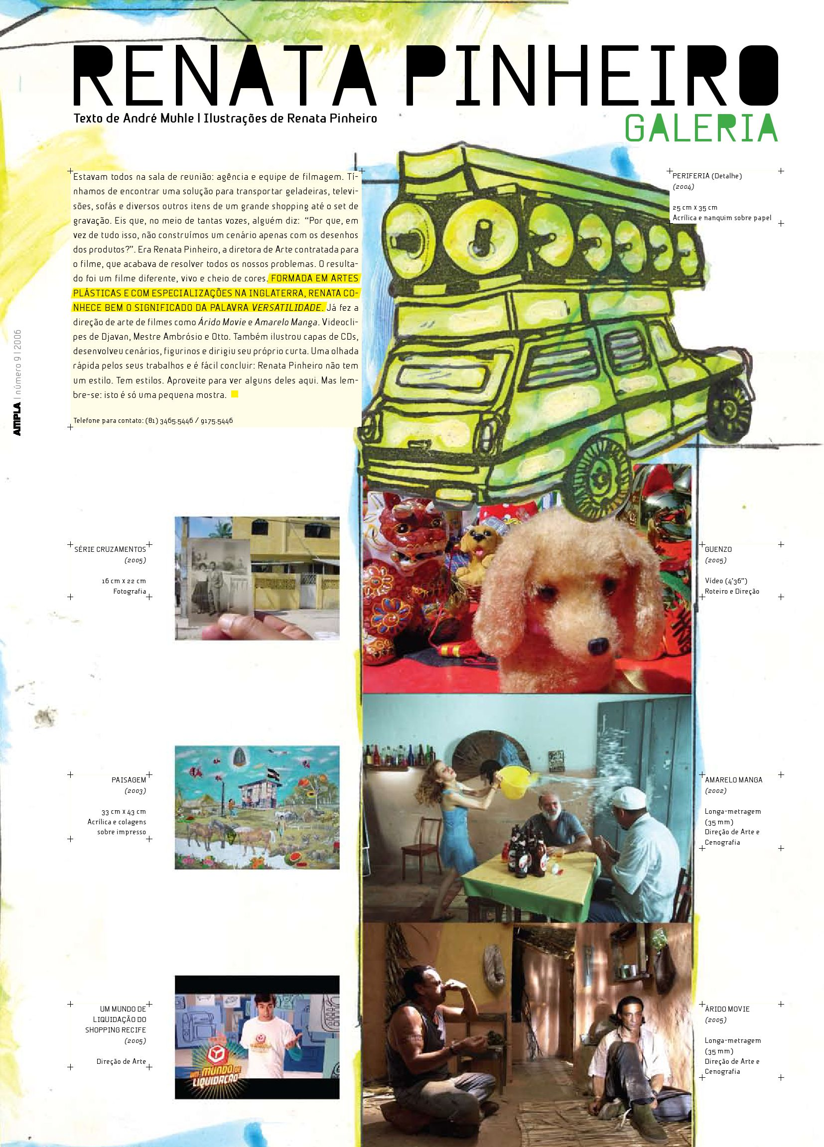 Amarelo Manga 2002 revista portfólio da ampla número 9daniel edmundson - issuu