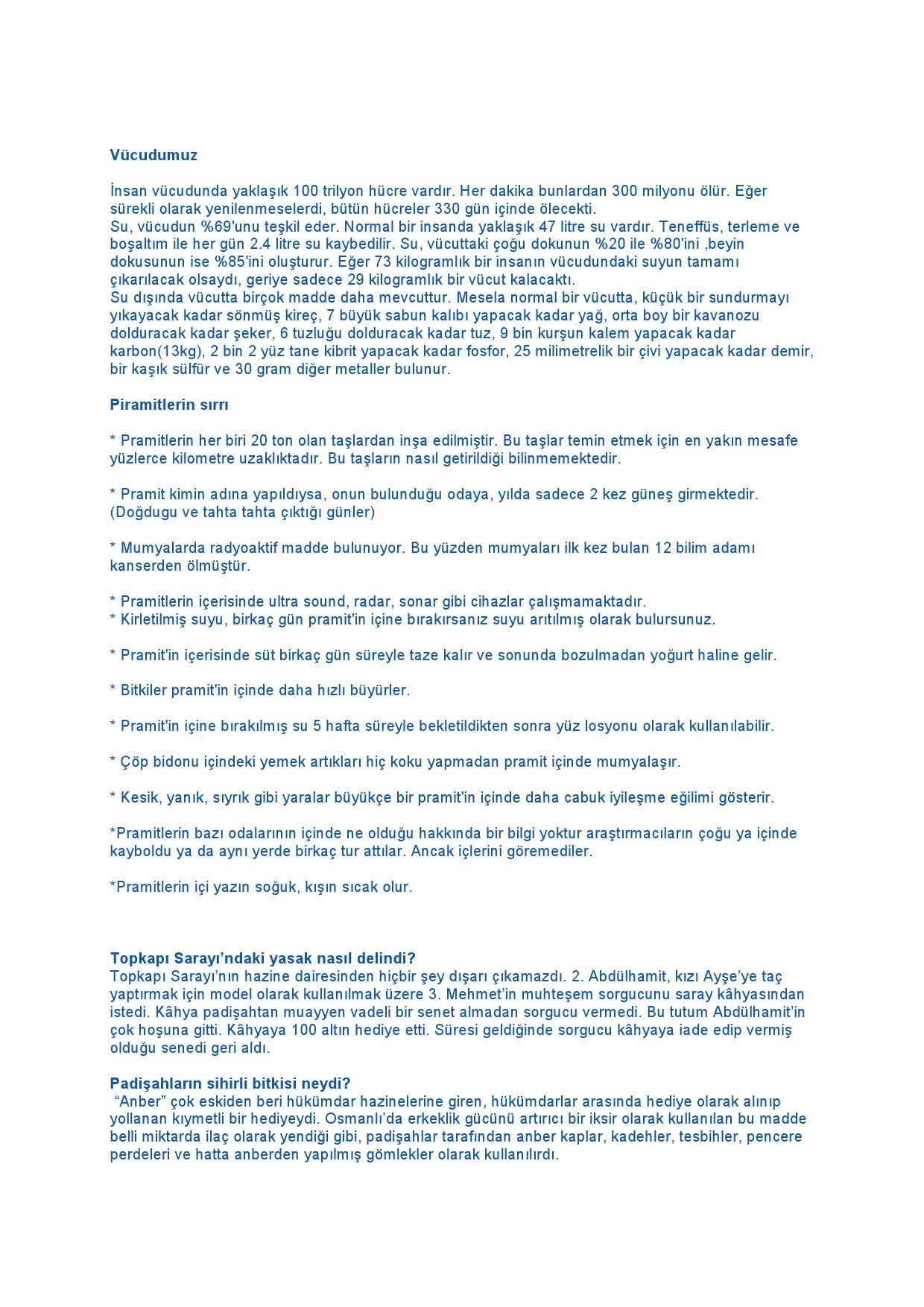 7080d57db1d42 Lüzumsuz Bilgiler by rami ramirez - issuu