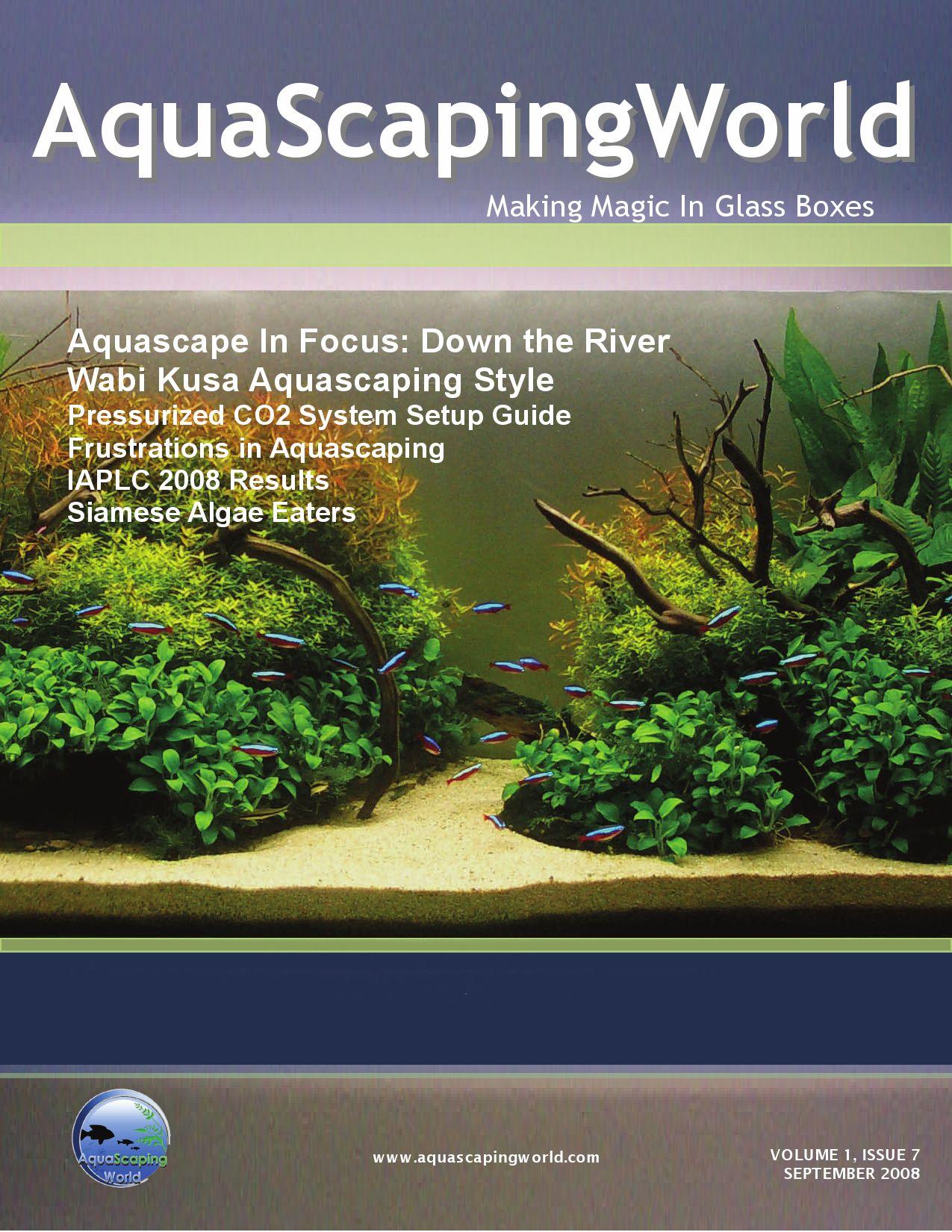 AquaScaping World Magazine September 2009 by John_N - Issuu
