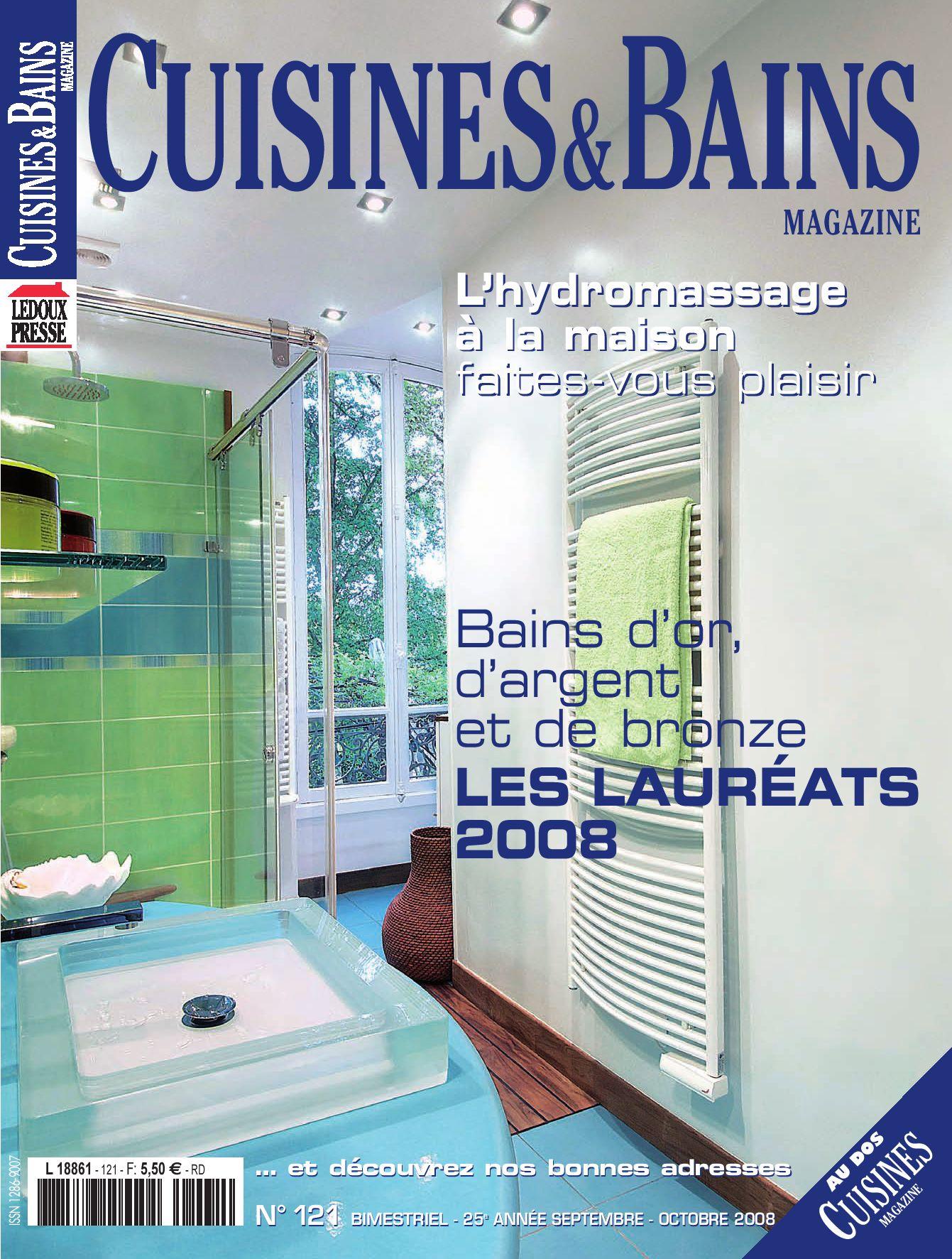 Sogal Traitement De Surface cuisines & bains magazine - 121 (bains)ledoux christian