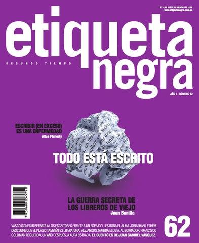 573bc55f9f Etiqueta Negra - 62 by Etiqueta.Negra - issuu