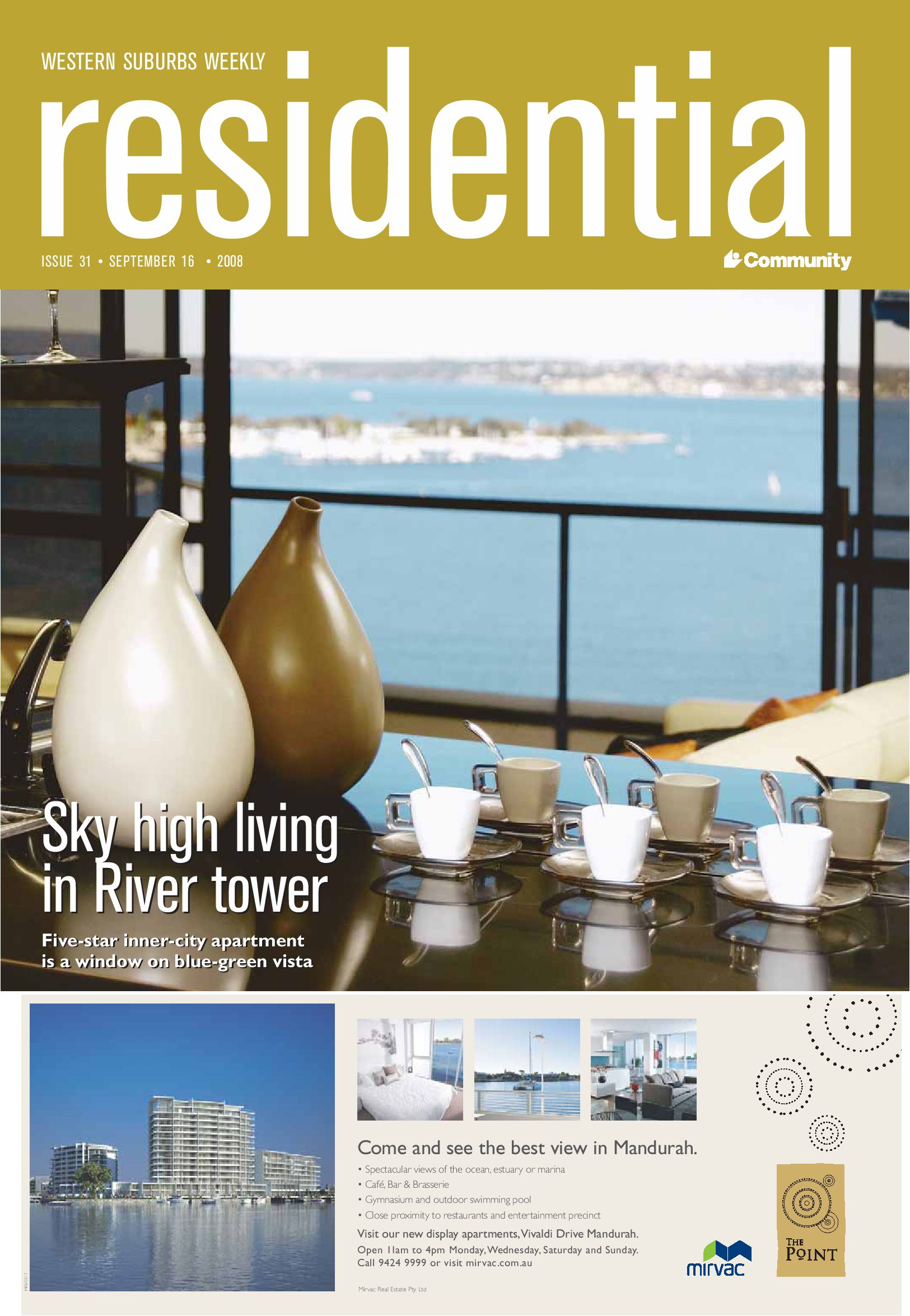 Residential Magazine Issue #31 by CommunityNewspaperGroup - issuu