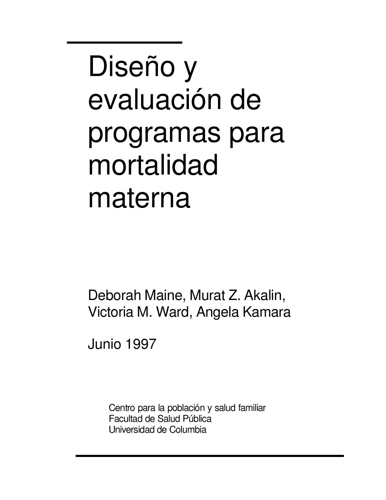 PROGRAMAS MM issuu DRPPACH Y by PARA DISEÑO DE EVALUACION XTPuOkiZ