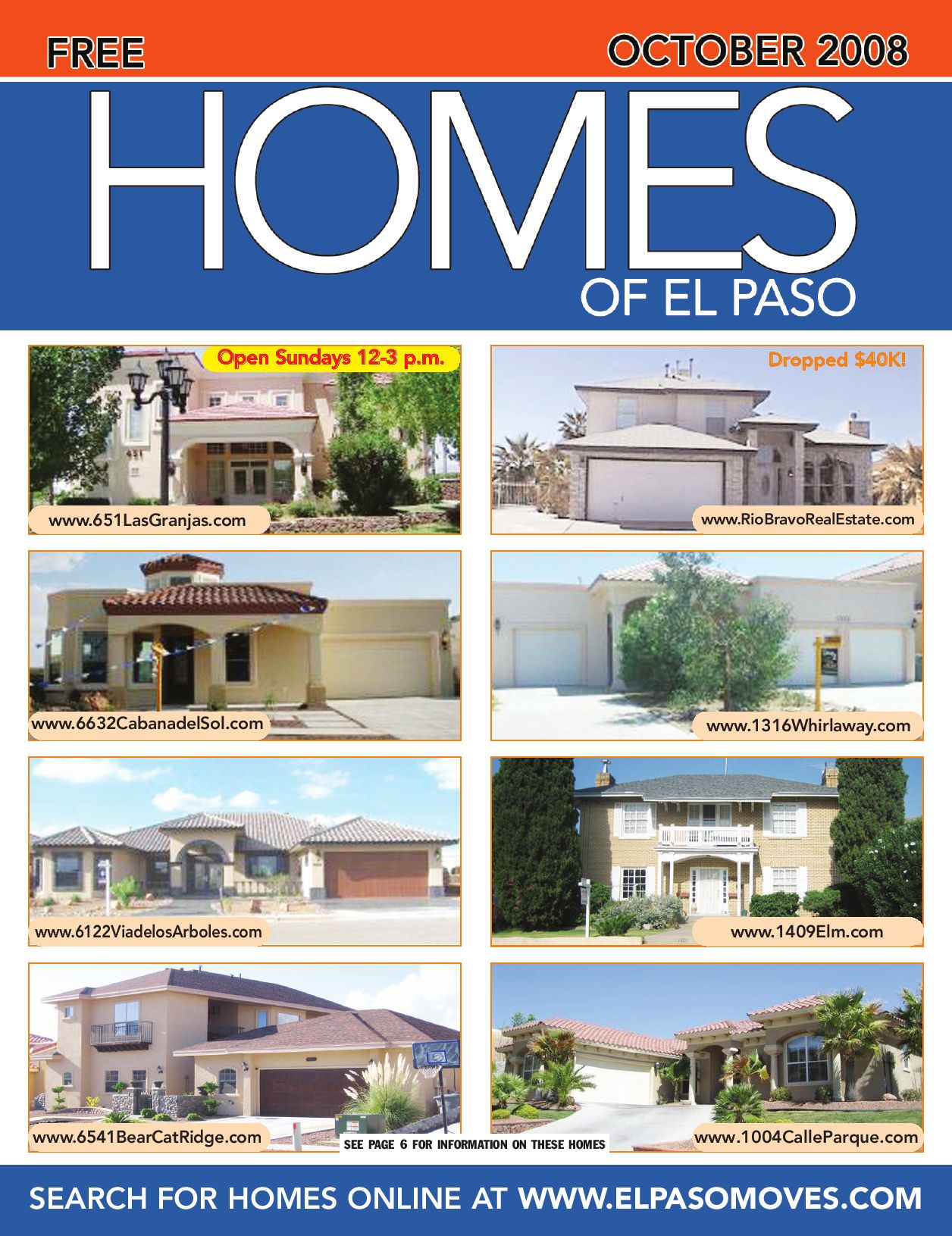 Homes of el paso by mesa publishing corporation issuu for Classic american el paso
