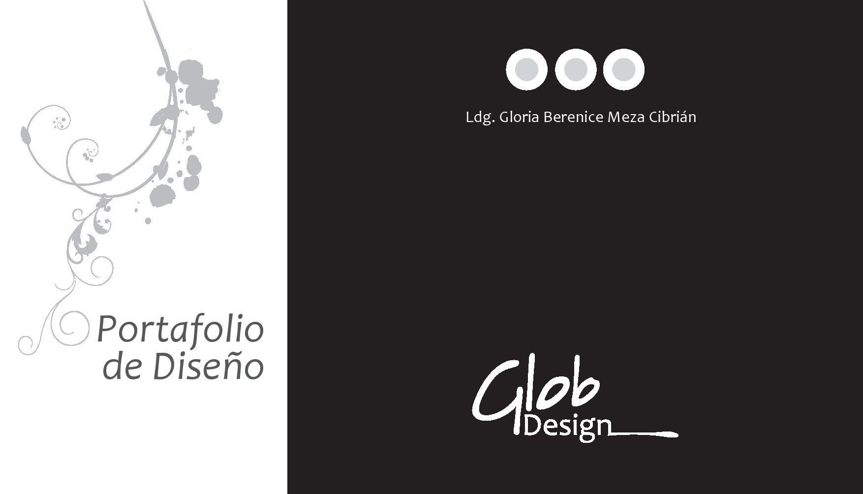 Portafolio de dise o gloria meza by gloria meza issuu for Portafolio de diseno grafico pdf