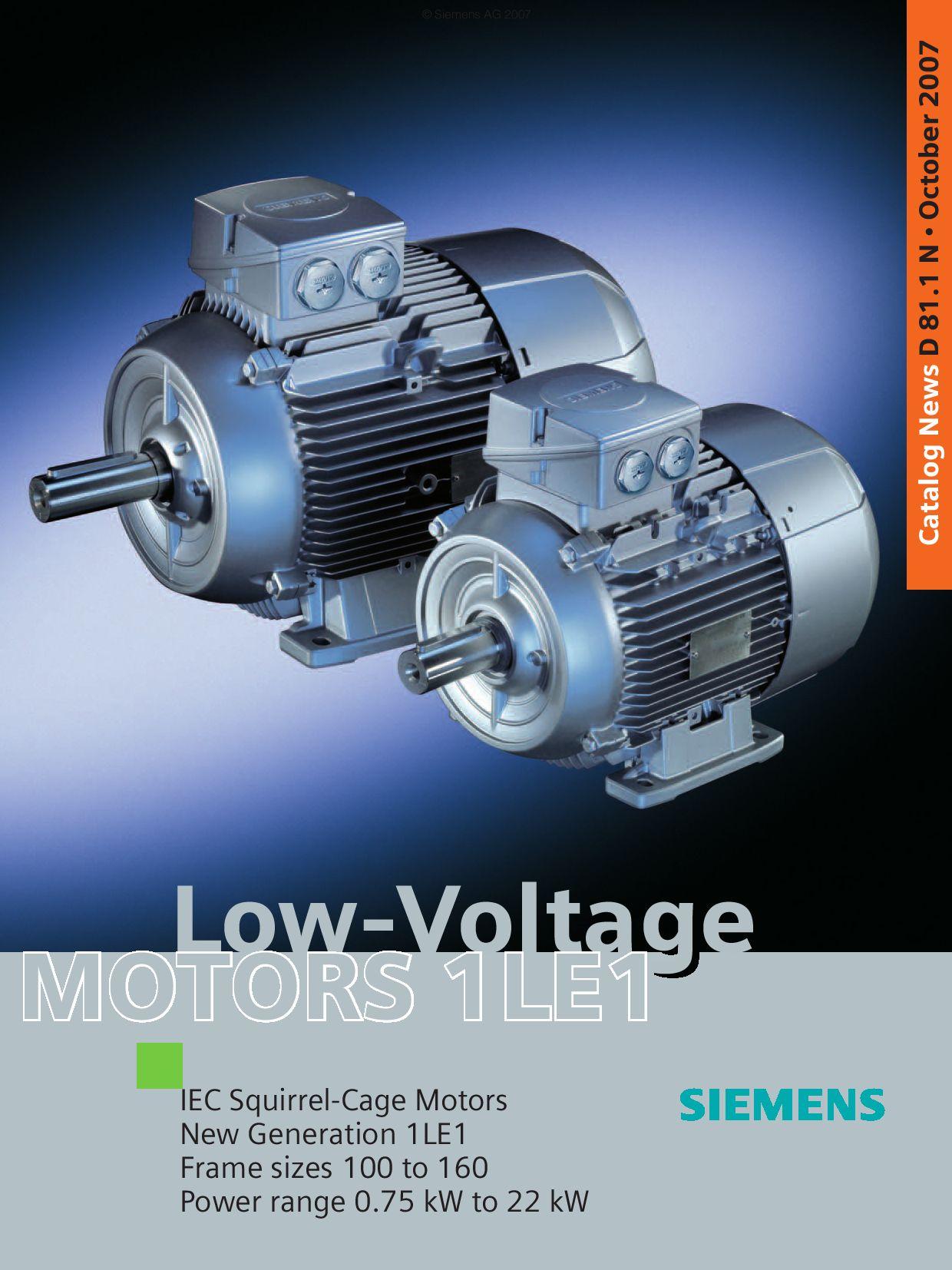 siemens1le1v2007 by siemens motors - issuu