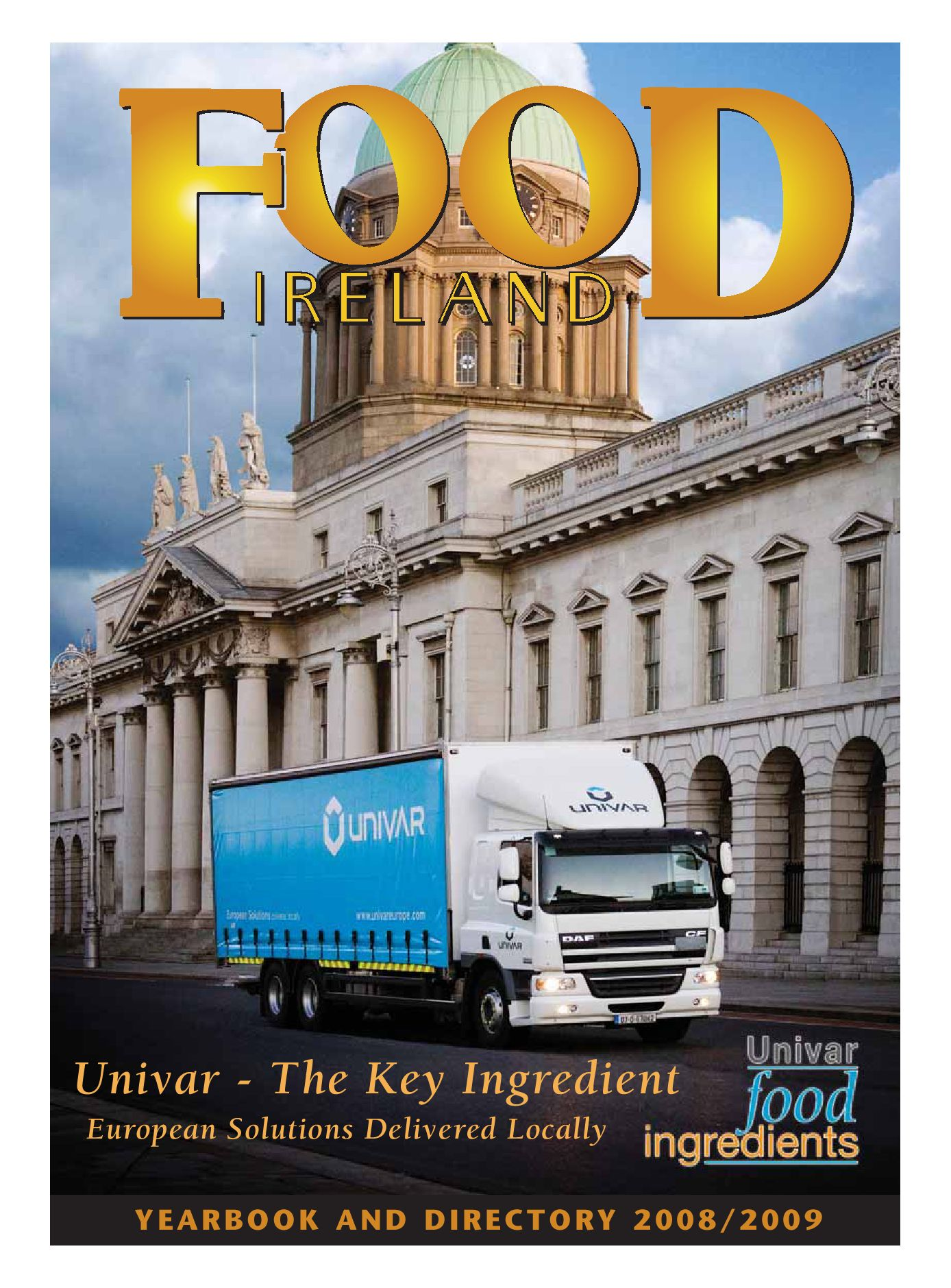 Food Ireland Yearbook & Directory 2008 by Retail News - issuu