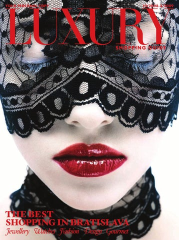 1f4f5aee49 SK LSG 10 2008 komplet by Luxury Shopping Guide - issuu