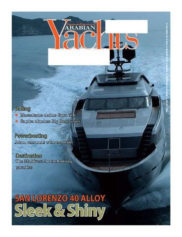 43069c74b Arabian Yachts Oct 08 by Kalimat Group International - issuu