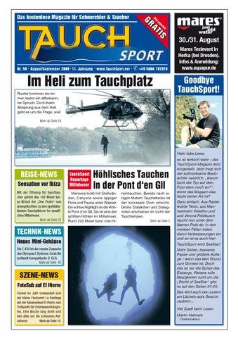 TauchSport 59 by SeaStar - issuu