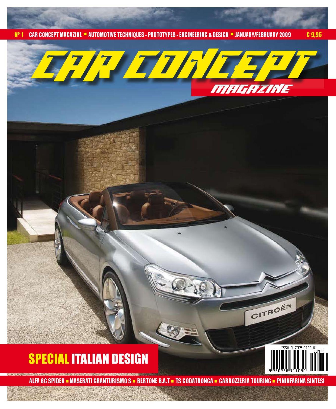 Multi Opbergkast Cars.Carconceptmagazine Nr 1 By Noel Van Wilgenburg Issuu