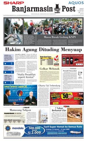 Banjarmasin Post - 17 Oktober 2008 by Banjarmasin Post - issuu 8028ed2d68