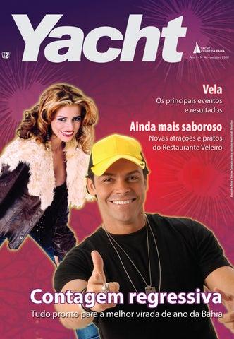 46a4e6c041 Revista Yacht by Canal 2 Comunicação - issuu